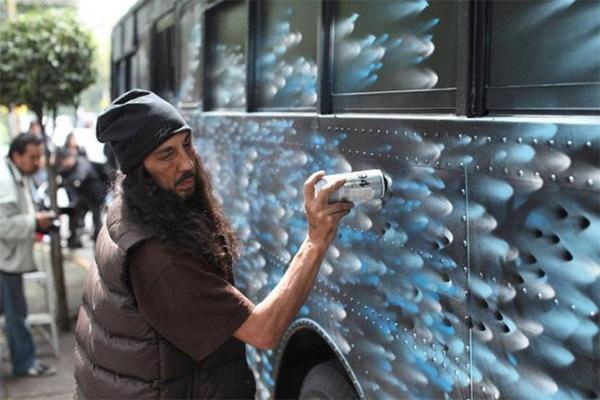 FUTURA Graffiti