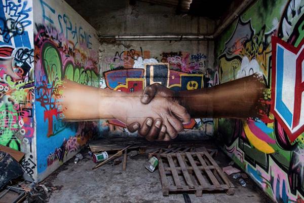 Graffiti ต่อยอดไปเป็นผลงานอะไรได้บ้าง
