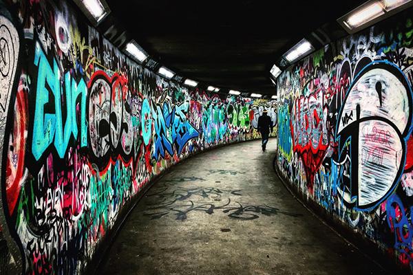 ผลงานชิ้นเอกของเหล่า Graffiti ทั่วโลก