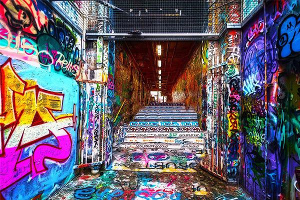 graffiti place