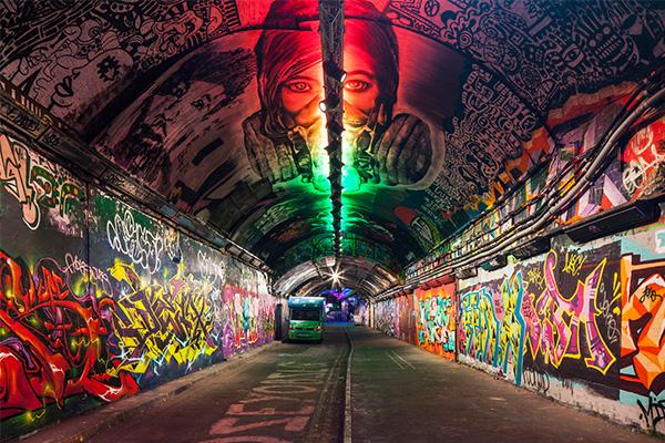 การเป็นนัก Graffity มืออาชีพต้องเริ่มต้นยังไง